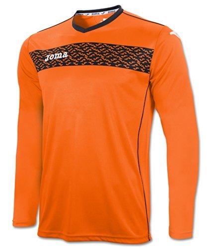 Joma Liga II Manga Larga Camiseta de fútbol de Hombre