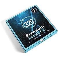 320° Premium Cachimba Hookah Shisha Foil de Aluminio