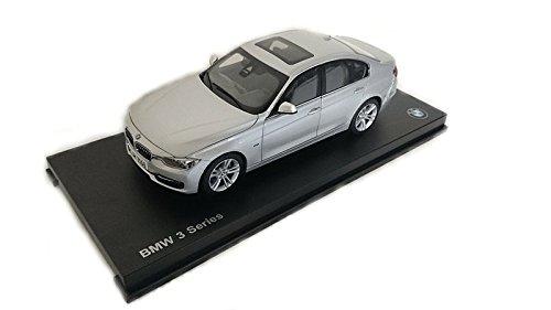 BMW MINIATURE 3-SERIES Glacier Silver ()