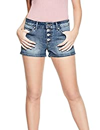 G by GUESS Marisol Mid-Rise Jean Shorts