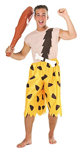 Flintstones Bamm Bamm Costumes (Rubie's Costume Co Men's Flintstones Bamm Bamm Costume, X-Large)