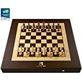 Square Off Chess Set. A Smart automated Chess Board, which Moves The opponent's Pieces on its own. Play Against The AI or Anyone Across The Globe.