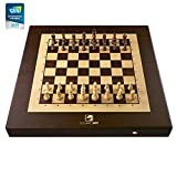 Square Off Chess Set. A Smart automated Chess Board, which Moves The opponent s Pieces on its own. Play Against The AI or Anyone Across The Globe.