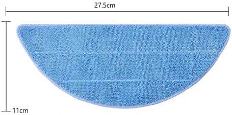 MIRTUX Kit de 6 mopas para Conga Excellence 990. Pack de paños ...