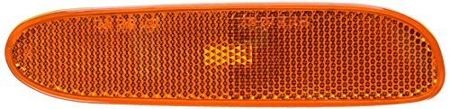 - OE Replacement Dodge/Plymouth Front Passenger Side Marker Light Assembly (Partslink Number CH2551121)