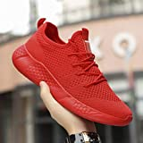 Damyuan Men's Sneakers Lightweight Breathable