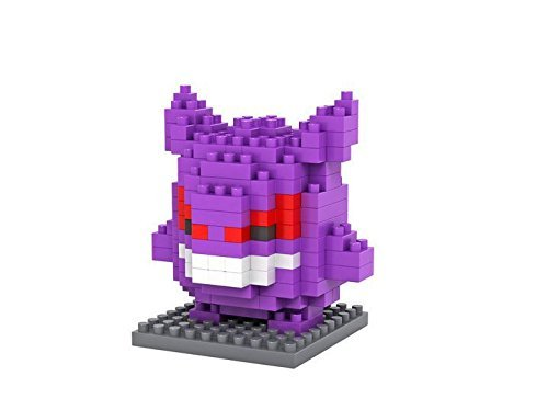 Grhose Trueland Loz Minecraft Style Diamond Blocks Nanoblock Toy Set Pokemon .. 4