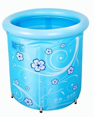 Baby Schwimmbad/Plus Größe gepolstert Isolierung marine Ball-Pool/Baby Baden Fass/Schwimmen Fässer-D