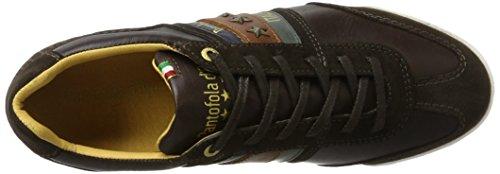 Sneakers Imola Di Pantofola Uomo d'Oro Bean Moro Coffee Testa wCAZqEaZOS