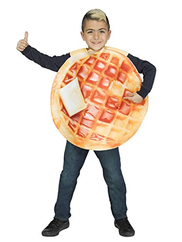 Pancake Halloween Costume (Fun World 135742 0 Costume, One Size,)