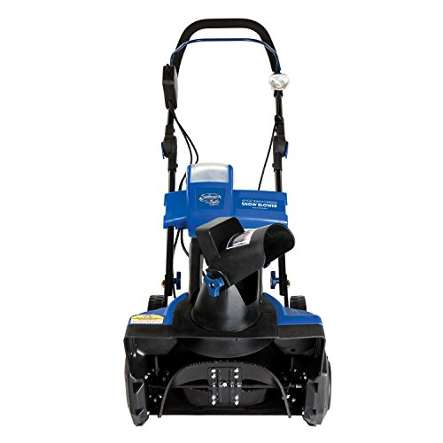 Snow Joe iON 40-Volt Cordless 18-inch Single Stage Brushless Snow Blower, Ergonomic Handle Provides Comfort. by Snow Joe