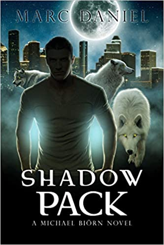 Amazon Fr Shadow Pack An Urban Fantasy Mystery Marc