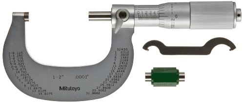 Mitutoyo 101-118 Outside Micrometer