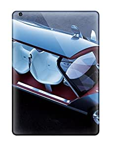Tpu Case Cover For Ipad Air Strong Protect Case - Vehicles Car Design by icecream design