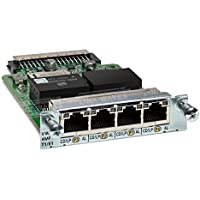Cisco VWIC3-4MFT-T1/E1 4-Port T1/E1 Voice/WAN Interface Card