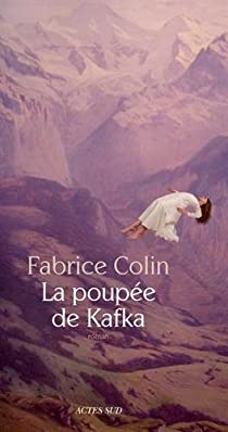 Book's Cover ofLa poupée de Kafka