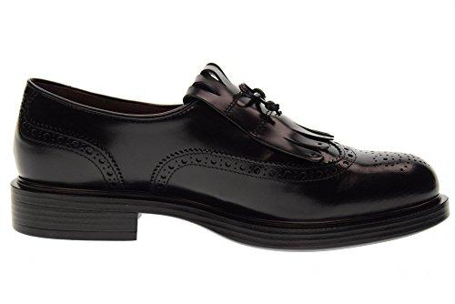 NERO GIARDINI Schuhe Englisch Mädchen A719370D / 100 Black