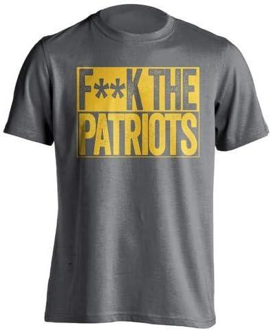 Beef Shirts Camisas de Carne de Vacuno Fuck The Patriots ...