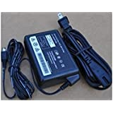 Globalsaving AC Adapter for JVC GR-D395U Digital Camera Camcorder Power Supply ac Adapter Cord Cable Charger