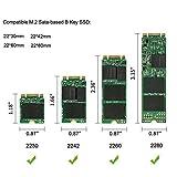 Li-SUN M.2 SSD to USB 3.0 Adapter, B Key NGFF SSD
