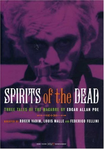 Spirits of the Dead by Home Vision Entertainment / Janus Films