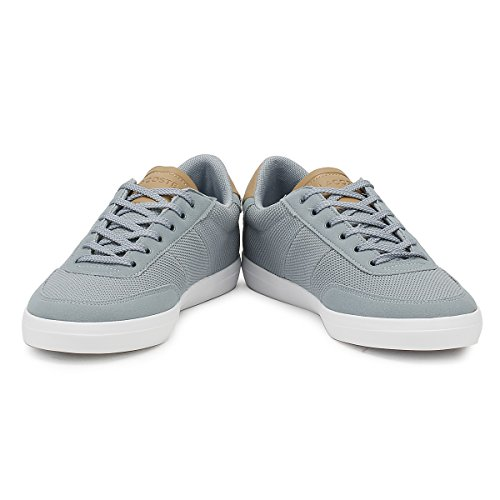 Lacoste Men's Court Master 118 1 Cam Trainers, Grey Grey