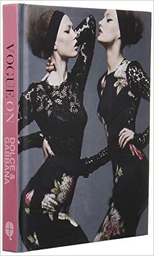 Vogue on Dolce   Gabbana (Vogue on Designers)  Amazon.co.uk  Luke ... 1756a4fb4b