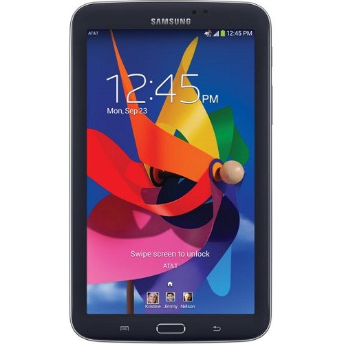Samsung Galaxy Tab 3 7.0 T217 16GB Unlocked GSM 4G LTE Dual-Core Tablet PC - Black