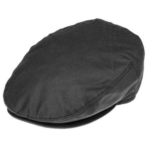 Jaxon Wax Cotton Ivy Cap (XX-Large, Black) ()