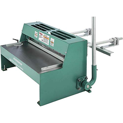Grizzly G0828-25'' Benchtop Metal Shear by Grizzly (Image #1)