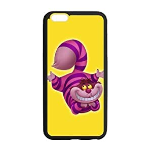 Pink Ladoo? Alice in Wonderland Custom Durable Hard Cover Case for iPhone 6 - 4.7 inches case - Black Case