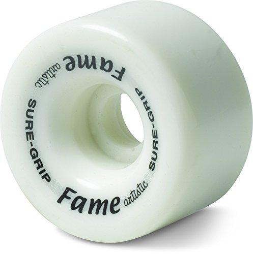 Sure-Grip Fame Wheels - white