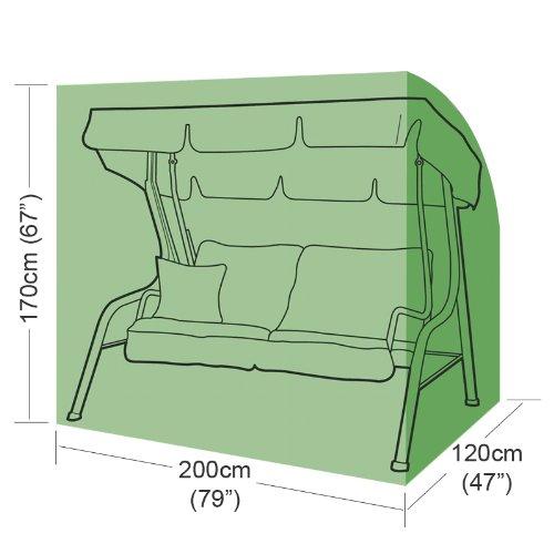 Swing Seat Cover Alexander Rose FC3