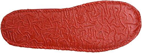 Nanga Damen Klette 06 Hausschuhe Rot (Rot)