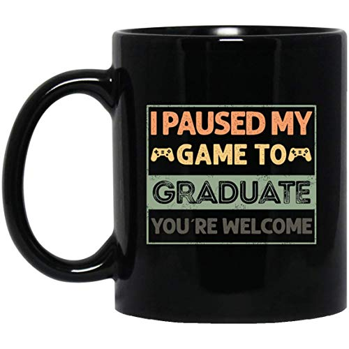 Game Lover 2019 Graduation Mug Gamer Graduate Gift Coffee Mug