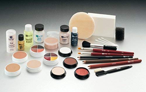 Ben Nye Theatrical Pro Makeup Kits Fair: Light-Medium by Zupishi