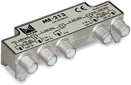 Alcad Mezclador Doble TV-Sat para ICT para INT (ME-213 ...
