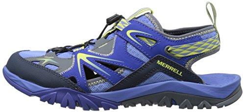 Agua Rã¡pido Merrell Capra Tamiz Zapatos Purple vwBanqxCI