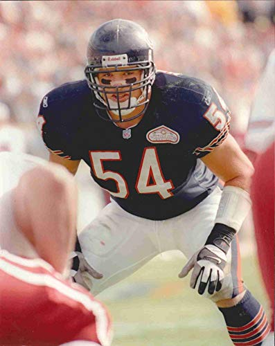 - Chicago Bears Brian Urlacher #54 8x10 Unsigned Photo (Ready For Signatures!)