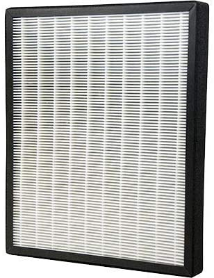 NaturoPure Multiple Technologies Intelligent Air Purifier Replacement True HEPA & Carbon Filter Set (2 in1) for HF 380, HF380A, XJ-3800 and ST-3800A