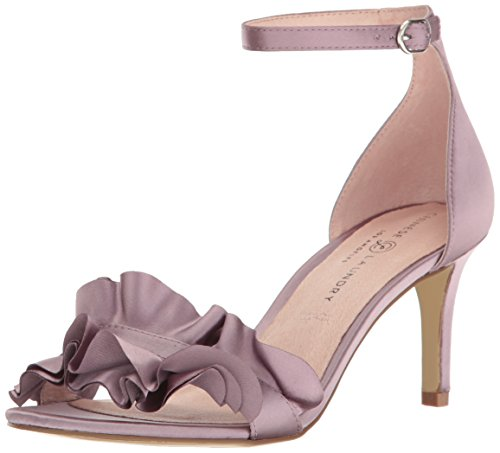 - Chinese Laundry Women's Remmy Dress Sandal, Lavendar Satin, 6.5 M US