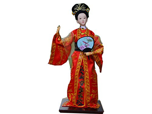 Ancient Chinese Doll Decoration Doll Famous Novelty