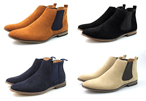 Camel Black Uomo Brown Blue Neki Tan By Stivali Navy xwYtnZq7p7