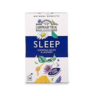 Ahmad Tea's Natural Benefits — Sleep