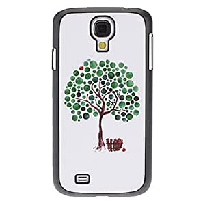 GOG-Lovely Tree Pattern Hard Case for Samsung Galaxy S4 I9500