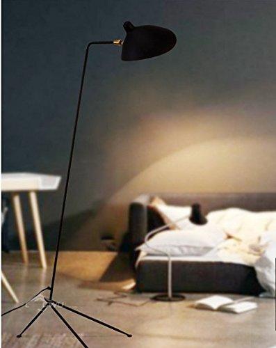 CU@EY Moderne Eisen 1-Licht ,H160cm Stehleuchte