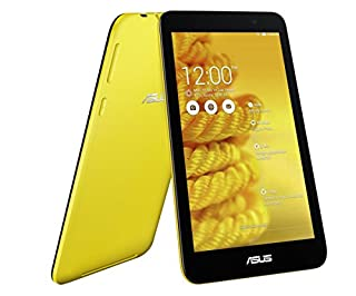 ASUS ME176 シリーズ タブレットPC yellow ( Android 4.4.2 KitKat / 7 inch / Atom Z3745 / eMMC 16G ) ME176-YL16