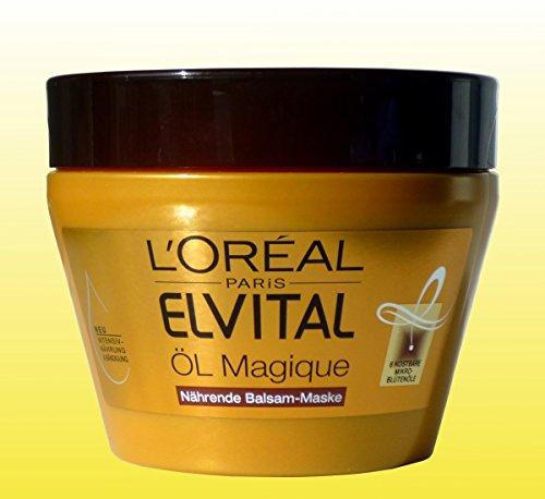 L'Oréal Paris Elvital Öl Magique Intensivkur, 1er Pack (1 x 300 ml)