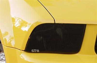 GT Styling GT0241S Smoke Headlight Cover