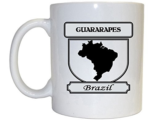guararapes-brazil-city-mug-black